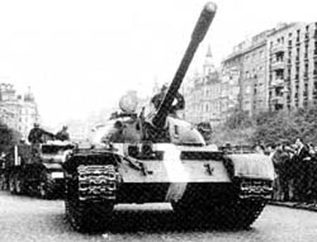 Soviet Tanks Afghanistan