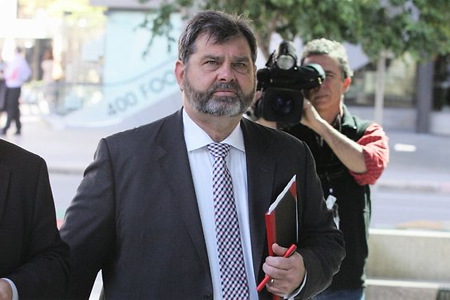 Queensland Child Protection Inquiry Commissioner Tim Carmody