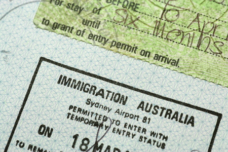 Australia Temporary Visa