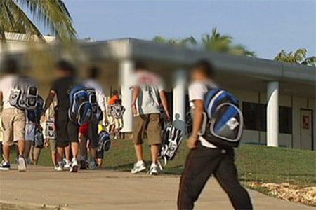 Asylum School Children