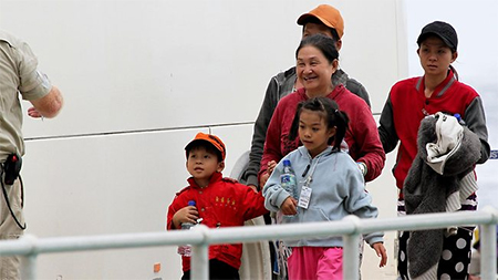 Vietnamese Asylum Seekers