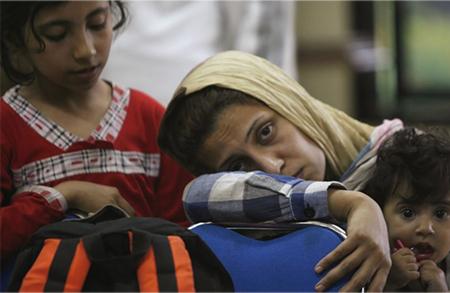 Australia Asylum Women Kids