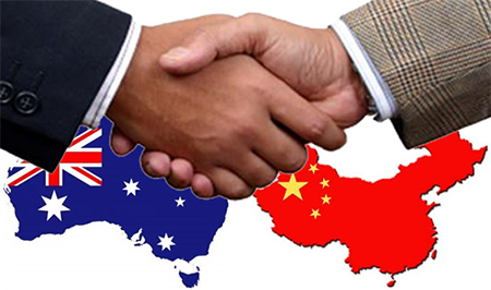 China Australia Friendship