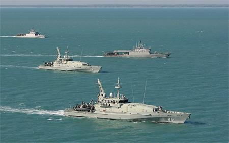 Indonesia Warships