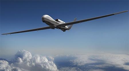 Triton Unmanned Surveillance Aircraft