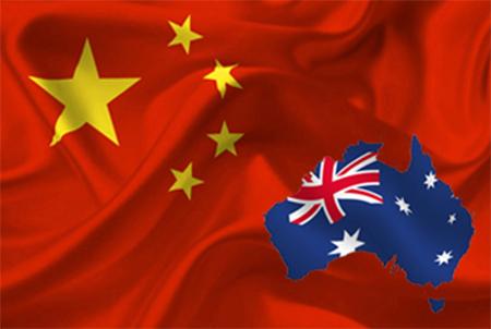 China - Australia