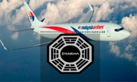 Dharma Initiative involved in disappearance of missing Malaysia Airlines plane?