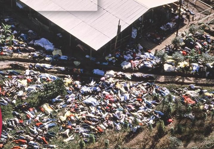 Jonestown Suicide
