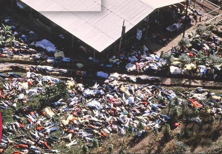 Jonestown Suicide