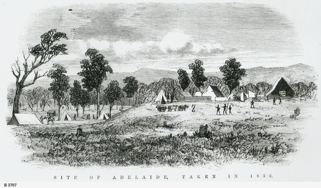 Adelaide 1836