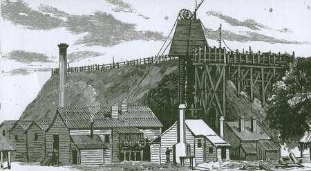 Creswick Gold Mine Museum