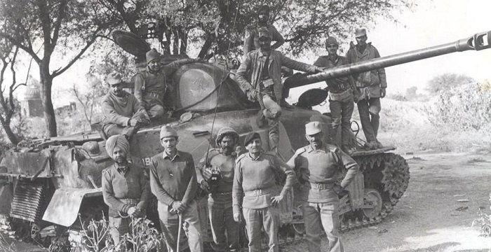Indo-Pakistan War 1971