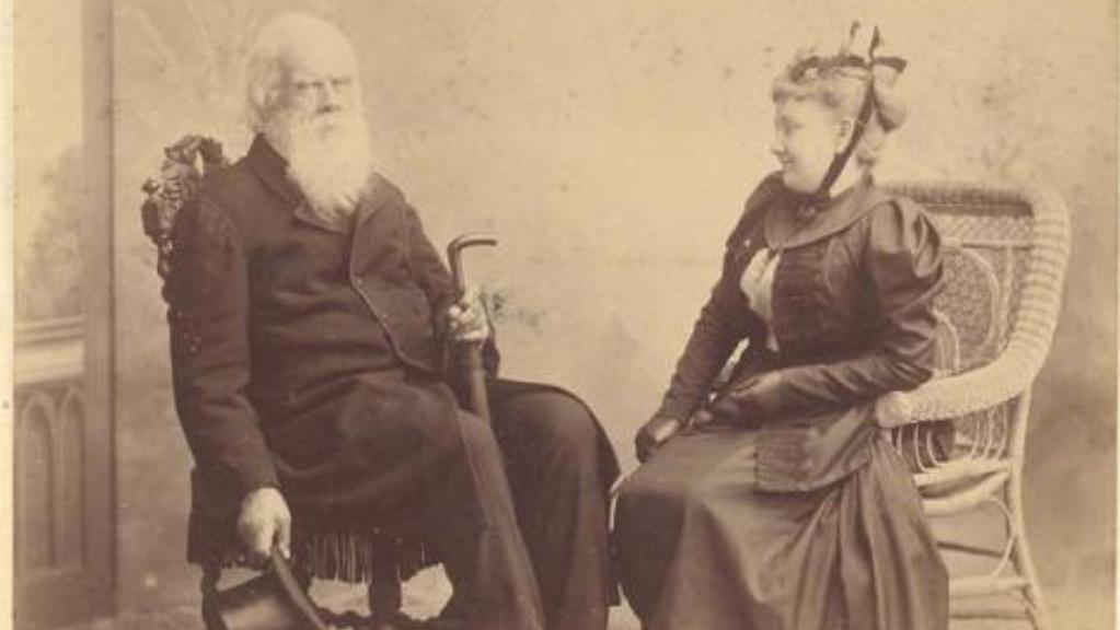 Sir Henry and Clarinda Parkes