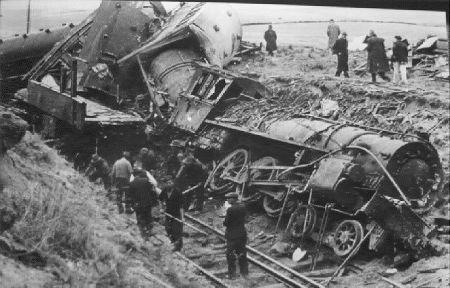 Tangiwai Train Disaster