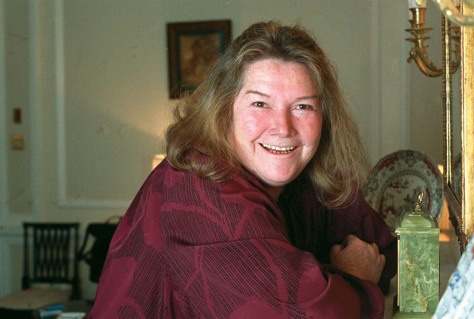 Colleen McCullough