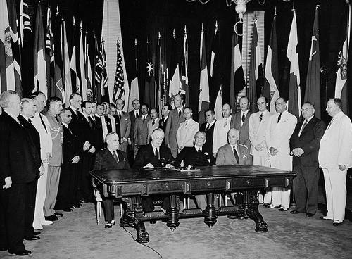 First Meeting of United Nations