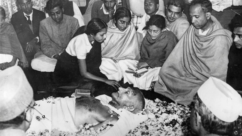 Gandhi Assassinated