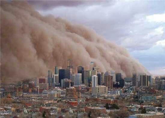 Melbourne Dust Storm of 1983